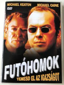 Quicksand DVD 2003 Futóhomok / Directed by John Mackenzie / Starring: Michael Keaton, Michael Caine, Judith Godreche, Rade Serbedzija (5998329507223)