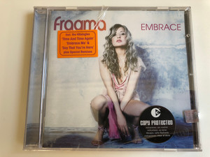 Fragma ‎– Embrace / Incl. the Hitsingles 'Time And Time Again', 'Embrace Me' & 'Say That You're Here' plus Special Remixes / Gang Go Music ‎Audio CD 2002 / 5050466-1561-2-9