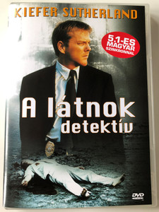 After Alice DVD 1999 A látnok detektív / Directed by Paul Marcus / Starring: Kiefer Sutherland, Henry Czerny, Polly Walker (5999881068566)