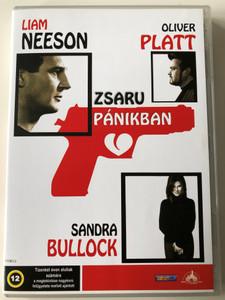 Gun Shy DVD 2000 Zsaru pánikban / Directed by Eric Blakeney / Starring: Liam Neeson, Sandra Bullock, Oliver Platt (5998133137739)