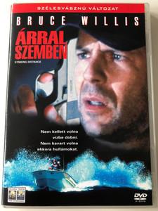 Striking Distance DVD 1993 Árral szemben / Directed by Rowdy Herrington / Starring: Bruce Willis, Sarah Jessica Parker, Dennis Farina, Tom Siyemore (5999010443264)