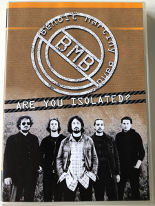 BMB - Benoit Martiny Band DVD 2014 Are you Isolated? / Live at the Melusina, Live at Trifolion, Clip & Interview / Badass Yogi Productions (BYP2014VD01)