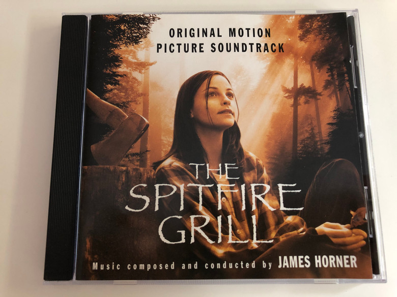 Original Motion Picture Soundtrack - The Spitfire Grill / Music composed and conducted by James Horner / Sony Classical Audio CD 1996 / SK 62776