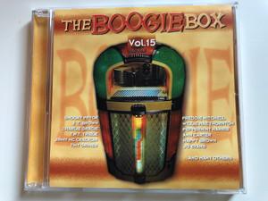 The Boogie Box Vol. 15 / Tim Cz Audio CD 2001 / 205550-202