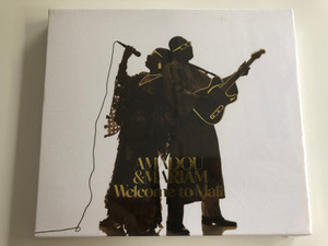 Amadou & Mariam – Welcome To Mali / Because Music Audio CD 2008 / 2564692787