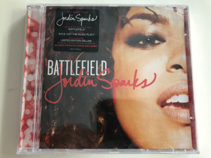 Battlefield - Jordin Sparks ‎/ Featuring the smash single ''Battlefield'' also includes ''S.O.S. (Let The Music Play)''. Also Available Limited Edition Deluxe! / 19 Recordings ‎Audio CD 2009 / 88697 55848 2