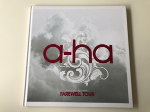 A-ha Farewell Tour 2010 - Ending on a High note / Hardcover Band Album / Worldwide concert tour by Norway synthpop/rock band (A-haFarewellTour)