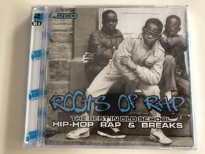 Roots Of Rap - The Best In Old School Hip-Hop Rap & Breaks / Castle Pulse 2x Audio CD 2005 / PDSCD 614