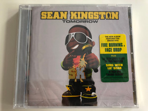 Sean Kingston – Tomorrow / The New Album Features The Smash Hits Fire Burning & Face Drop, plus Lil' Sean Comes To Life On Your Computer. Sing With Lil' Sean In Your Own Karaoke Session' / Epic Audio CD 2009 / 88697581812