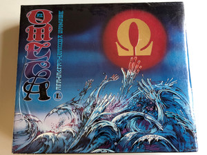 Az Omega összes koncertfelvétele 1. az Omega 1960-as és 1970-es években készült koncertfelvételeinek gyűjteményes kiadása / Mega 3x Audio CD / HCD 37795 / HCD37831 HCD37832 HCD37833