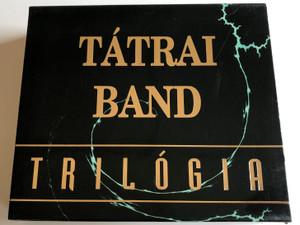 Tátrai Band – Trilógia / Magneoton 3x Audio CD 1995 / 0630-16846-2