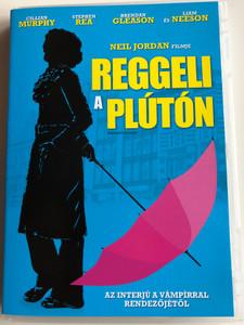 Breakfast on Pluto DVD 2005 Reggeli a Plútón / Directed by Neil Jordan / Starring: Cillian Murphy, Stephen Rea, Brendan Gleeson, Liam Neeson (5999075603474)
