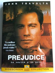 A Civil Action DVD 1998 Prejudice / Directed by Steven Zaillian / Starring: John Travolta, Robert Duvall, James Gandolfini (3333973127670)