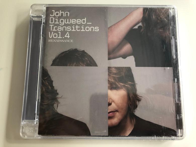 John Digweed – Transitions Vol.4 / Renaissance 2x Audio CD 2008 / REN42CD