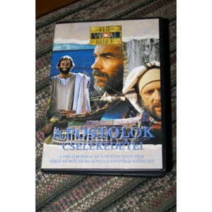 Visual Bible - Acts (1994) REGION 2 DVD PAL European release (ENGLISH / Hunga...