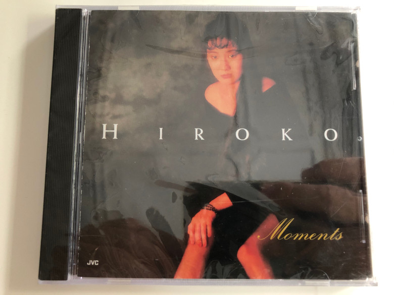 Hiroko ‎– Moments / JVC ‎Audio CD 1996 / JVC-2054-2