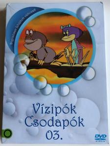 Vízipók-csodapók 3. sorozat DVD 1980 / Directed by Szabó Szabolcs, Szombati Szabó Csaba / Written by Bálint Ágnes - Kertész György / Hungarian Classic Cartoon / 13 Episodes on disc (5996514050844)