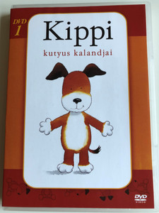 Kipper TV Series 1. DVD 1997 Kippi kutyus kalandjai / Directed by Mike Stuart / Voices: Martin Clunes, Chris Lang, Julia Sawalha (5996473001925)