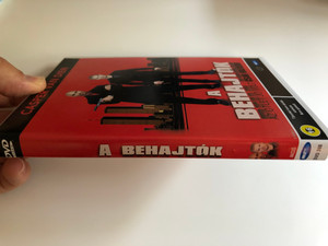 The Collectors DVD 1999 A behajtók / Directed by Sidney J. Furie / Starring: Casper Van Dien, Rick Fox, Catherine Oxenberg, Daniela Ferrera (5998133139832)