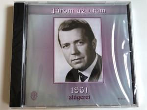 Jarom az utam - 1961 slagerei / Rózsavölgyi És Társa Audio CD 2011 / RÉTCD 72