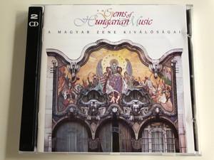 The Gems Of Hungarian Music - A Magyar Zene Kivalosagai / Magyar Radio 2x Audio CD 1994 / MR004