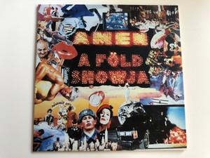 Amen & Pajor Tamás - A föld showja / Ámen 1991 / Tv-Terror, Keleti, Vége van, Az első és az utolsó / Audio CD 2017 (AmenCD2AFöldShowja)