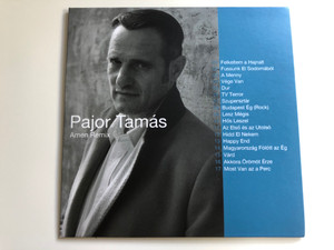 Pajor Tamás - Amen Remix / Vége van, Lesz Mégis, Az első és az Utolsó, Várd / Ámen 2011 / Audio CD 2017 (ÁmenRemixCD)