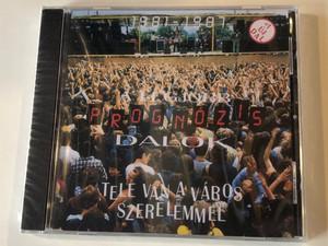 Prognózis Dalok – Tele Van A Város Szerelemmel 1981-1987 / Tele5Taxi Audio CD / 5991813777720