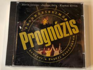 Prognózis – Prognózissimo - Koncert A Petőfi Csarnokban / Vörös Istvan, Jankai Bela, Klemm Ervin / Ker-Techno Bt. Audio CD / 0301