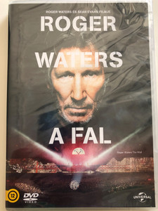 Roger Waters - The Wall - A Fal DVD 2014 / Directed by Roger Waters & Sean Evans / British Concert film / Live Album (8590548612503)