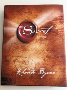 A titok by Rhonda Byrne / Hungarian edition of The Secret / Édesvíz kiadó 2007 / Paperback / Translated by Cziczelszky Judit (9789635289981)