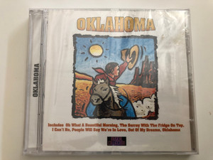 Oklahoma / Includes Oh What A Beautiful Morning, The Surrey With The Fridge On Top, I Can't No, People Will Say We're In Love, Out Of My Dreams, Oklahoma / Musical Collection Audio CD / 8811-2