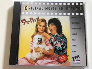 Original Movie Soundtrack - She-Devil / Featuring: Elvis Presley, Chubby Checker, Fat Boys, Yello, Carmel, D-Mob / Spectrum Music Audio CD 1989 / 551 134-2