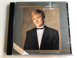 Aled - Music From The TV Series / Recorded Summer '86 / 10 Records ‎Audio CD 1987 / AJCD 3