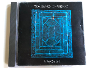 Towering Inferno - Kaddish / TI Records Audio CD 1993 / VBPL 016