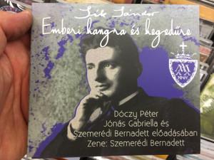 Sík Sándor - Emberi hangra és hegedűre / Dóczy Péter, Jónés Gabriella és Szemerédi Bernadett előadásában / Szin-Do Art Audio CD (9789631271447)