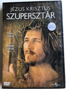 Jesus Christ - Superstar 1973 DVD Jézus Krisztus Szupersztár / Directed by Norman Jewison / Starring: Ted Neeley, Carl Anderson, Yvonne Elliman, Barry Dennen (5050582334487)
