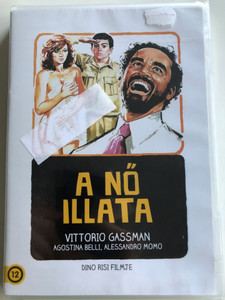 Profumo di donna DVD 1974 A nő illata (Scent of a Woman) / Directed by Dino Risi / Starring: Vittorio Gassman, Agostina Belli, Alessandro Momo (5996357345381)