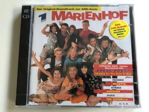 Marienhof / Der Original-Soundtrack zur ARD-Serie / Inklusive dem neuen Marienhof-Hit Freak Power ''Waiting For The Story To End'' plus: Rednex, Roxette, Strike, Boyzone, Duke, The Connells, u.v.a. / Polystar 2x Audio CD 1995 / 525 811-2