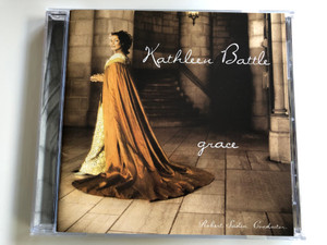 Kathleen Battle ‎– Grace / Robert Sadin - conductor / Sony Classical ‎Audio CD 1997 / SK 62035