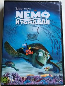 Finding Nemo DVD 2003 Némó nyomában / Directed by Andrew Stanton / Starring: Albert Brooks, Ellen DeGeneres, Alexander Gould, Willem Dafoe (5996514014471)