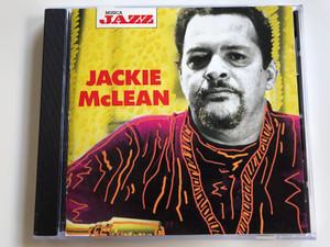 Jackie McLean / EMI Audio CD 1992 / 4781912