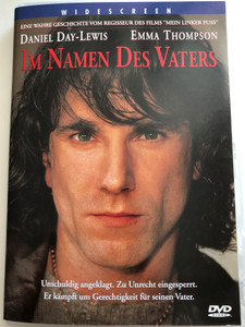 In the Name of the Father DVD 1993 Im Namen Des Vaters / Directed by Jim Sheridan / Starring: Daniel Day-Lewis, Emma Thompson, Pete Postlethwaite (4030521312111)