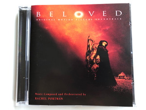 Beloved (Original Motion Picture Soundtrack) / Music Composed and Orchestrated by Rachel Portman / Epic Audio CD 1999 / 492679 2