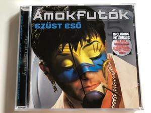 Ámokfutók – Ezüst Eső / Including Hit Singles: Ne Sírj!, Neked Adom, Temess El A Szerelmedbe, Nyugi, Nyugi Baby! / Magneoton Audio CD / 3984-27200-2