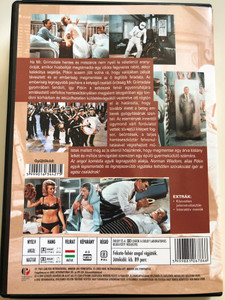 A stitch in time DVD 1963 Ne hagyd magad Pitkin! / Directed by Robert Asher / Starring: Norman Wisdom, Edward Chapman, Jeanette Sterke (5999881067866)