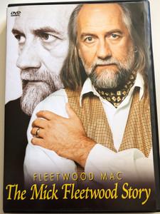 The Mick Fleetwood Story DVD Fleetwood Mac / Directed by Richard Journo and Jason Wright / Interviews include BB. King, John Lee Hooker, Stevie Nicks / 001-DVDUKD (5060009238038)