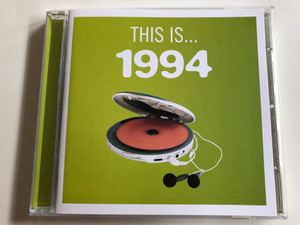 This Is... 1994 / EMI ‎Audio CD 2008 / 5099922795526
