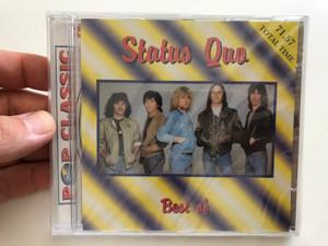 Status Quo – Best Of / Pop Classic / Euroton Audio CD / EUCD-0140