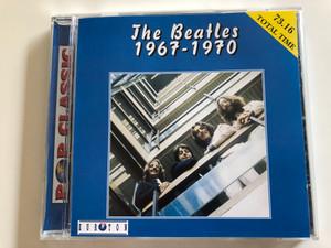 The Beatles – 1967-1970 / 73.16 Total Time / Pop Classic / Euroton Audio CD / EUCD-0014